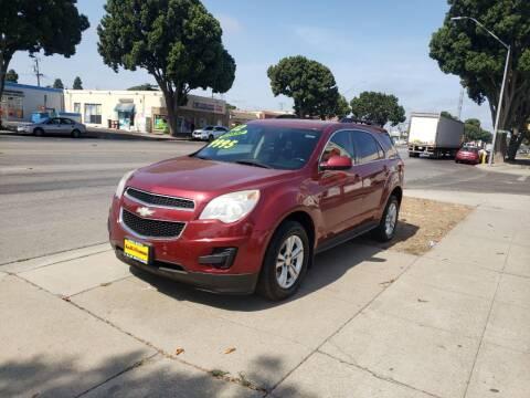 2012 Chevrolet Equinox for sale at L & M MOTORS in Santa Maria CA