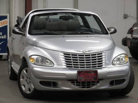 2005 Chrysler PT Cruiser for sale at CarPlex in Manassas VA