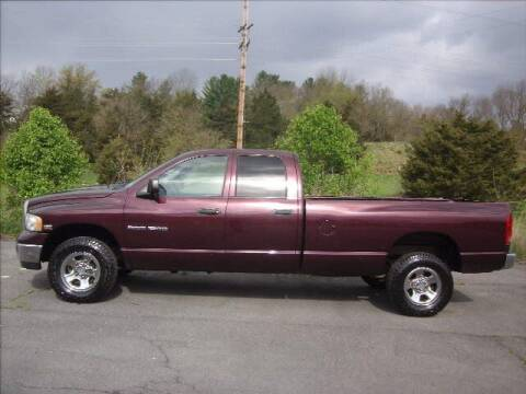 2005 Dodge Ram Pickup 1500 for sale at Broadway Motors LLC in Broadway VA