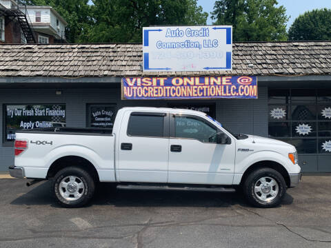 2014 Ford F-150 for sale at Auto Credit Connection LLC in Uniontown PA