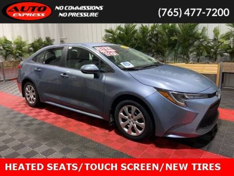 2020 Toyota Corolla for sale at Auto Express in Lafayette IN
