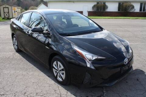 2016 Toyota Prius for sale at DETAILZ USED CARS in Endicott NY