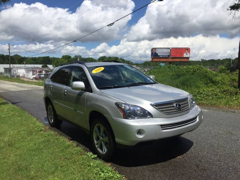 2008 Lexus RX 400h for sale at Speed Auto Mall in Greensboro NC