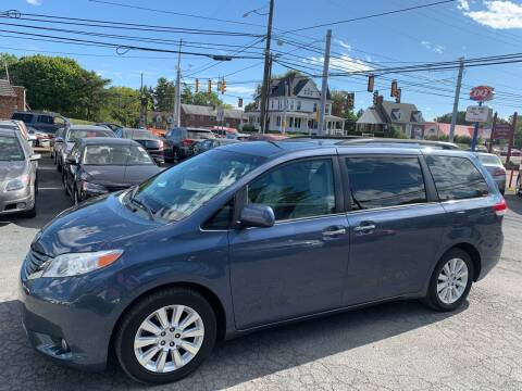 2014 Toyota Sienna for sale at Masic Motors, Inc. in Harrisburg PA