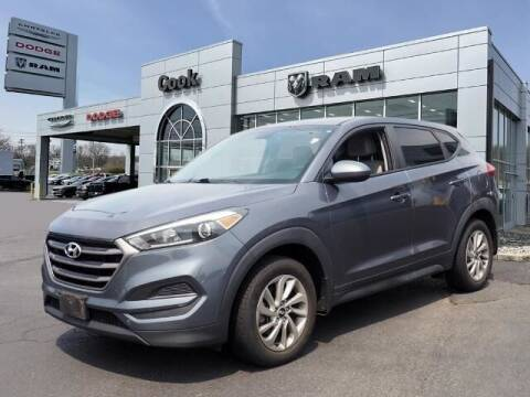 2016 Hyundai Tucson for sale at Ron's Automotive in Manchester MD