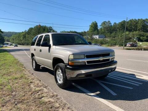 2004 Chevrolet Tahoe for sale at Anaheim Auto Auction in Irondale AL