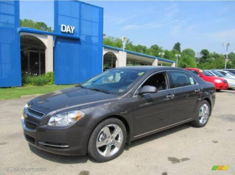 2012 Chevrolet Malibu for sale at Double Take Auto Sales LLC in Dayton OH