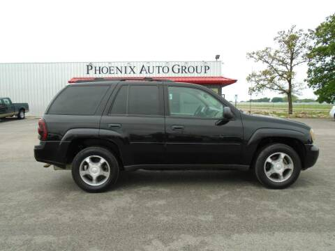2008 Chevrolet TrailBlazer for sale at PHOENIX AUTO GROUP in Belton TX
