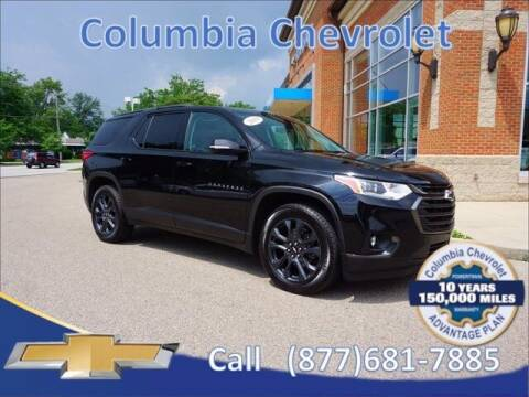 2019 Chevrolet Traverse for sale at COLUMBIA CHEVROLET in Cincinnati OH