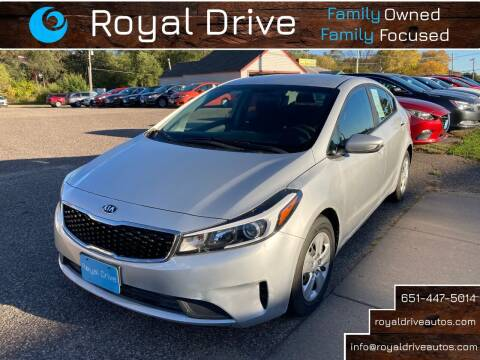 2017 Kia Forte for sale at Royal Drive in Newport MN