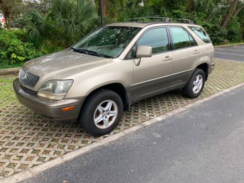 1999 Lexus RX 300 for sale at AUTO IMAGE PLUS in Tampa FL