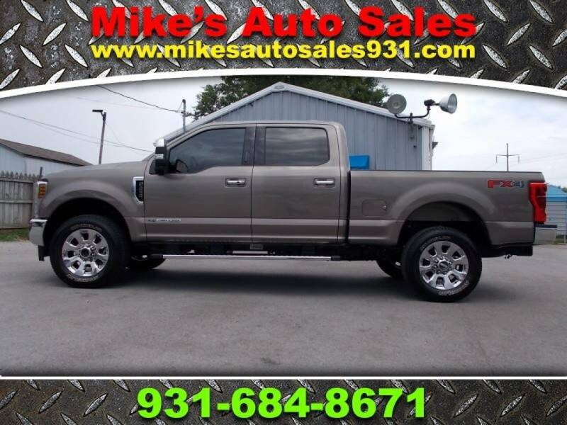 2019 Ford F-250 Super Duty for sale at Mike's Auto Sales in Shelbyville TN