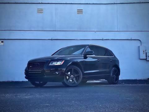 2010 Audi Q5 for sale at FALCON AUTO BROKERS LLC in Orlando FL