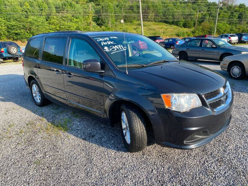 2014 Dodge Grand Caravan SXT 30th Anniversary 4dr Mini-Van - Cloverdale VA