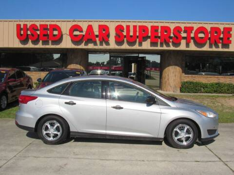 2016 Ford Focus for sale at Checkered Flag Auto Sales NORTH in Lakeland FL