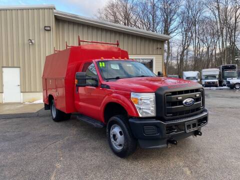 2011 Ford F-350 Super Duty for sale at Auto Towne in Abington MA