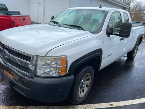 2007 Chevrolet Silverado 1500 for sale at Best Choice Auto Sales in Methuen MA