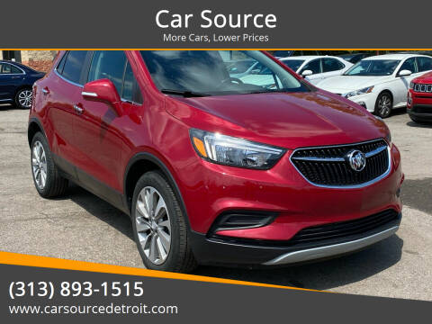 2019 Buick Encore for sale at Car Source in Detroit MI