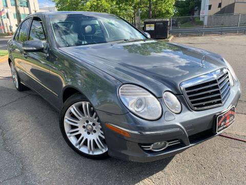2008 Mercedes-Benz E-Class for sale at JerseyMotorsInc.com in Teterboro NJ
