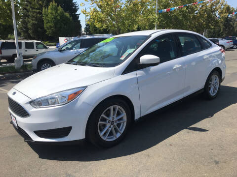 2018 Ford Focus for sale at Autos Wholesale in Hayward CA