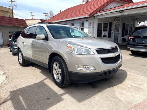 2011 Chevrolet Traverse for sale at ELITE MOTOR CARS OF MIAMI in Miami FL