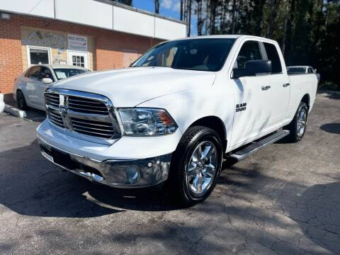 2014 RAM Ram Pickup 1500 for sale at Magic Motors Inc. in Snellville GA