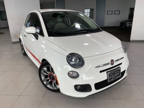 2017 FIAT 500 for sale at Auto Mall of Springfield in Springfield IL