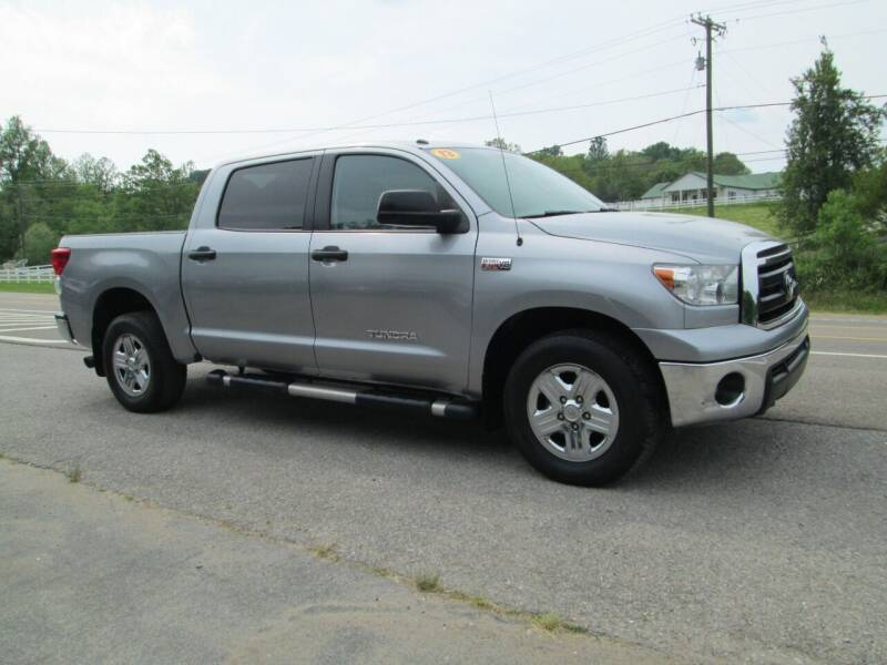 2013 Toyota Tundra for sale at Car Depot Auto Sales Inc in Seymour TN