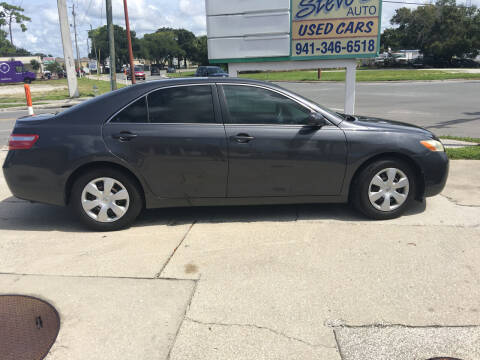 2009 Toyota Camry for sale at Steve's Auto Sales in Sarasota FL