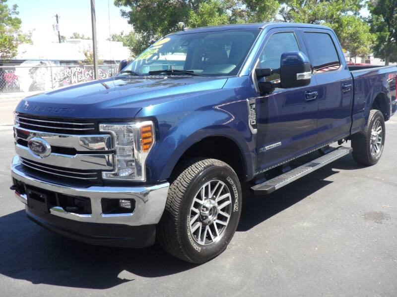 2019 Ford F-250 Super Duty for sale at T & S Auto Brokers in Colorado Springs CO