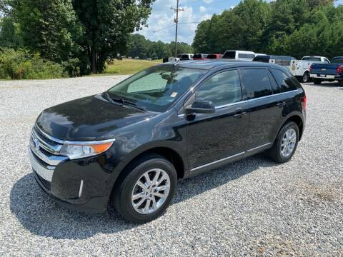 2014 Ford Edge for sale at Billy Ballew Motorsports in Dawsonville GA