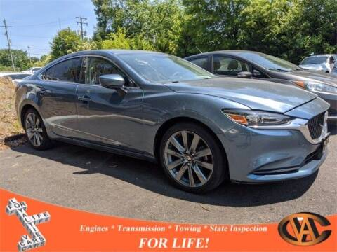 2018 Mazda MAZDA6 for sale at VA Cars Inc in Richmond VA