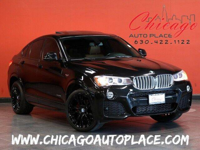 2016 BMW X4 for sale at Chicago Auto Place in Bensenville IL