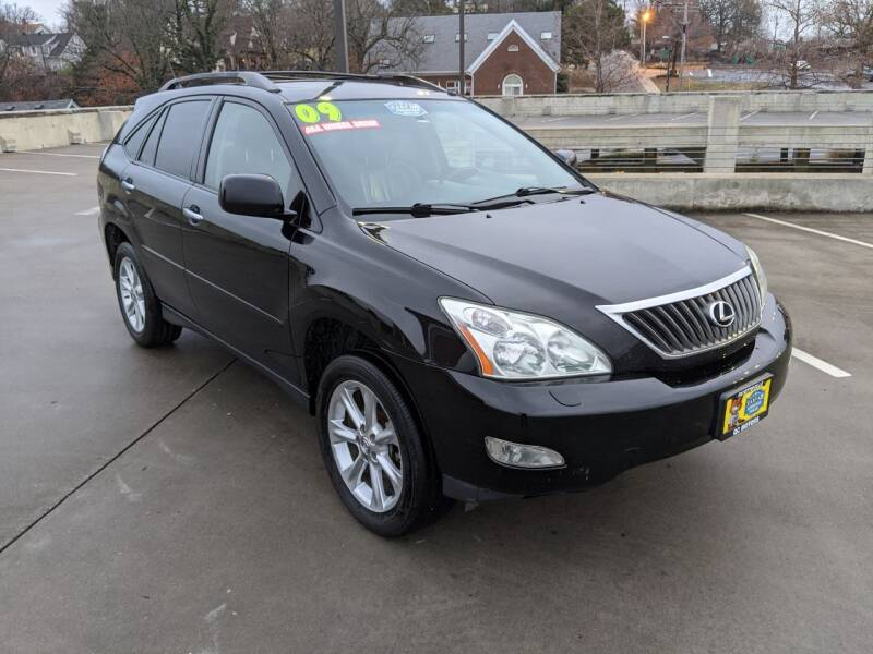 2009 Lexus RX 350 for sale at QC Motors in Fayetteville AR