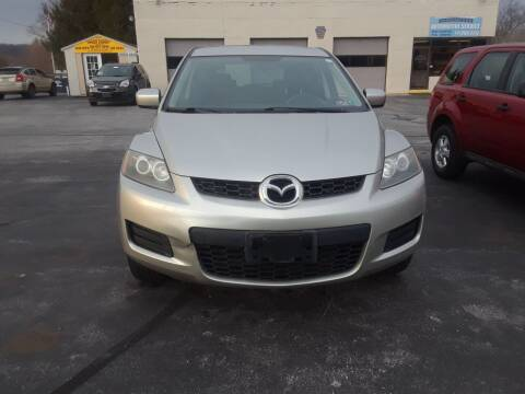 2009 Mazda CX-7 for sale at Dun Rite Car Sales in Downingtown PA