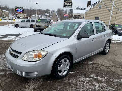 2006 Chevrolet Cobalt for sale at G & G Auto Sales in Steubenville OH