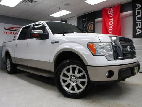 2010 Ford F-150 for sale at TEAM MOTORS LLC in East Dundee IL