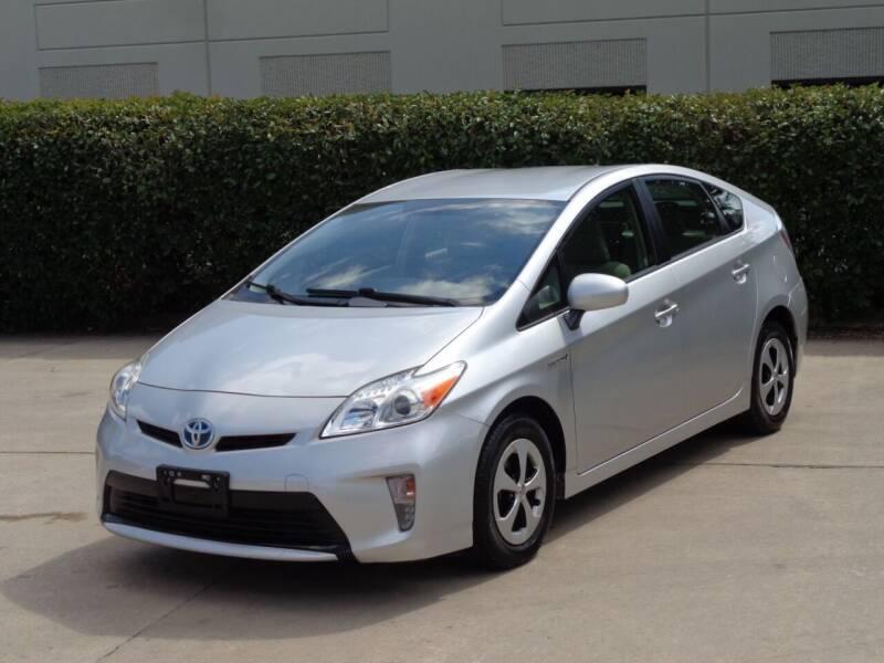 2014 Toyota Prius for sale at Auto Starlight in Dallas TX