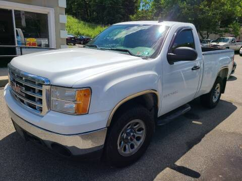 2008 GMC Sierra 1500 for sale at New Jersey Automobiles and Trucks in Lake Hopatcong NJ