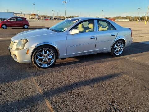 2003 Cadillac CTS for sale at American Family Auto LLC in Bude MS