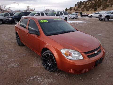 2007 Chevrolet Cobalt for sale at Canyon View Auto Sales in Cedar City UT