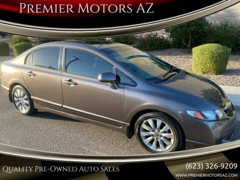 2010 Honda Civic for sale at Premier Motors AZ in Phoenix AZ