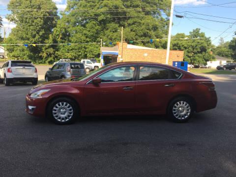 2014 Nissan Altima for sale at Diamond Auto Sales in Lexington NC