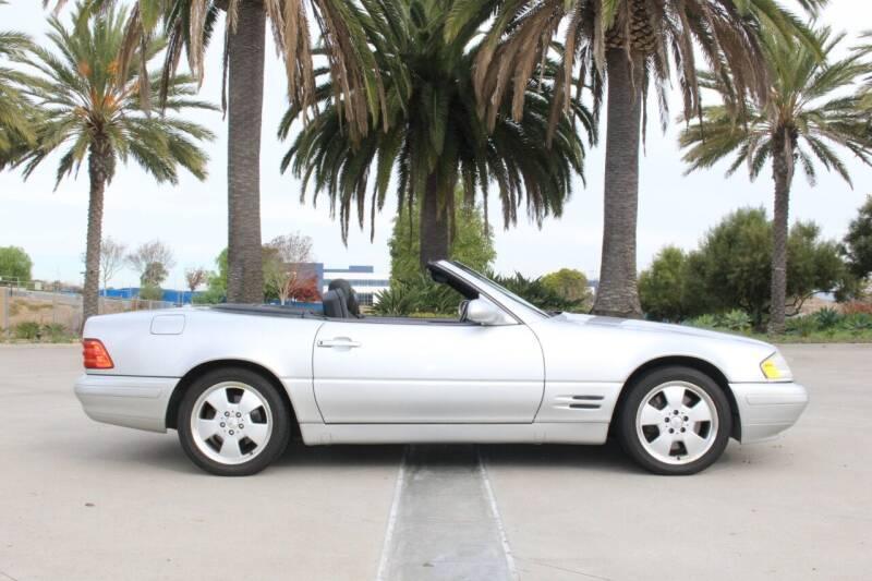 2000 Mercedes-Benz SL-Class for sale at Miramar Sport Cars in San Diego CA