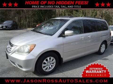 2008 Honda Odyssey for sale at Jason Ross Auto Sales in Burlington NC