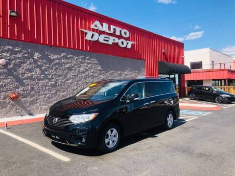 2016 Nissan Quest for sale at Auto Depot of Smyrna in Smyrna TN