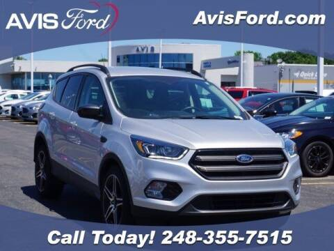 2019 Ford Escape for sale at Work With Me Dave in Southfield MI