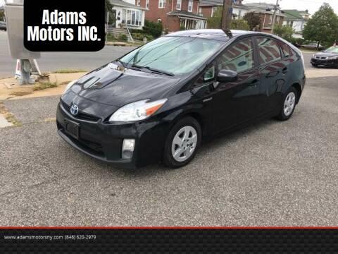 2010 Toyota Prius for sale at Adams Motors INC. in Inwood NY