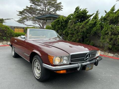 1973 Mercedes-Benz 450-Class for sale at Dodi Auto Sales in Monterey CA