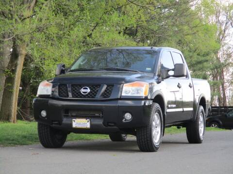 2010 Nissan Titan for sale at Loudoun Used Cars in Leesburg VA